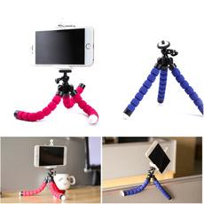 Portable Tripod Holder for Smartphone  Digital Camera Octopus Stand Mount Phone Holder