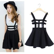 Mini, Skater Skirt, bandage dress, hollowoutdres
