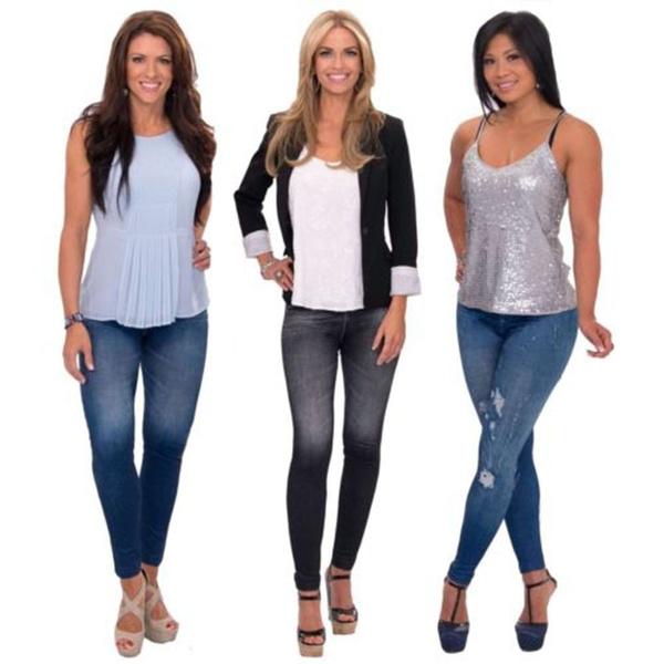 96507d183a70 Thane Slim N Lift Caresse Jeans Skinny Jeggings Shapewear Slimming ...