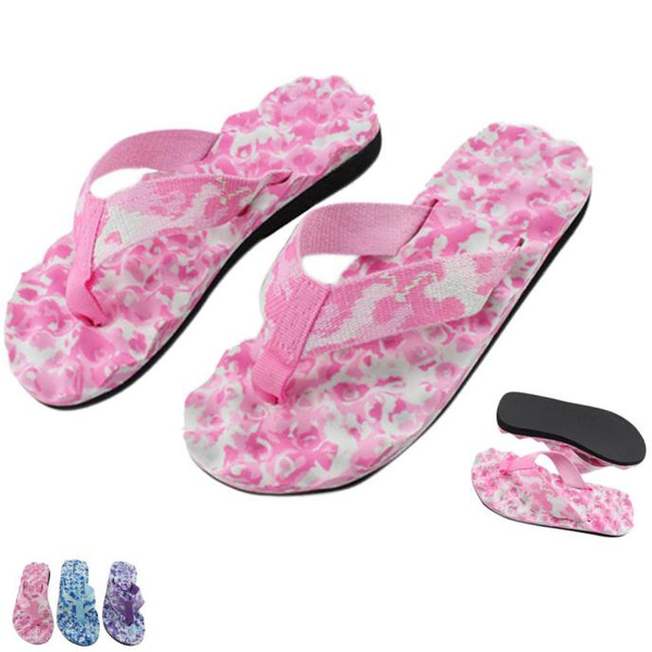 Picture of Women Summer Flip Flops Shoes Sandals Slipper Indoor Amp Outdoor Flip-flops Fashion Casual