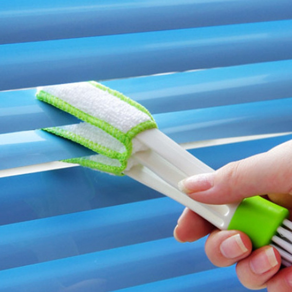 Keyboard Dust Collector Air-condition Cleaner Computer Clean Tools Window Leaves Blinds Cleaner Duster
