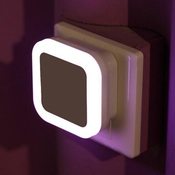 new Halo Aura Lamp LED Light Sensor Control Night Light Lamps for Bedroom Hallway US Plug networkonline