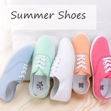 Flats, candy, Loafers, Women's Fashion