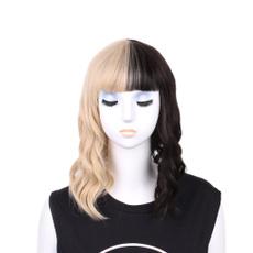 wig, Medium, Cosplay, Shorts