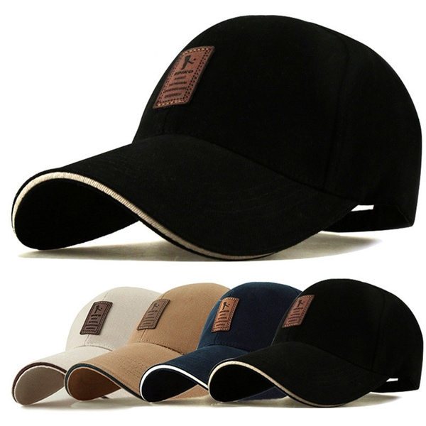 One Piece Best Casual Sports Golf Cotton Hat Fashion Popular Men Women Outdoor Sun Baseball Cap Adult Sports