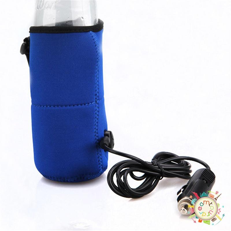 Diono Warm n Go 12v Car Baby Bottle Warmer Travel Bottle Heater No Overheat