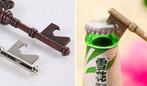 Picture of Metal Bottle Opener Kitchen Tool Bar Barware Key Shaped