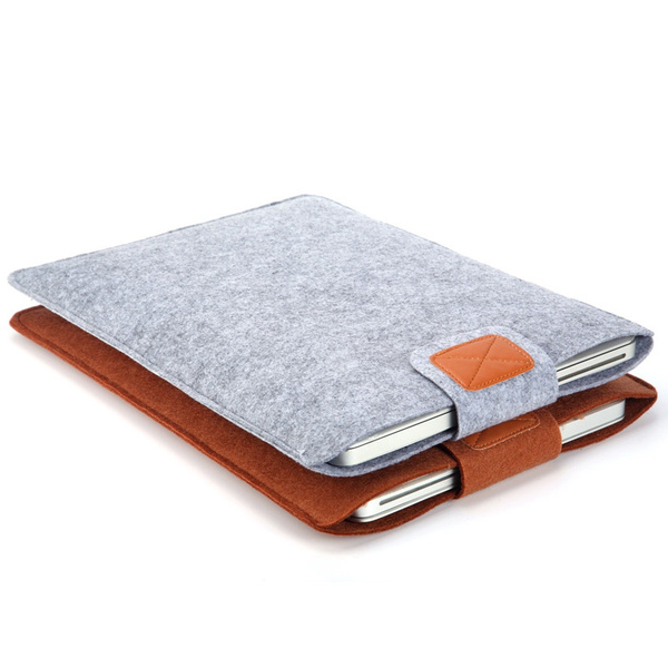 Picture of Felt Sleeve Laptop Case Cover Bag For Apple Macbook Air Pro 11 13 15