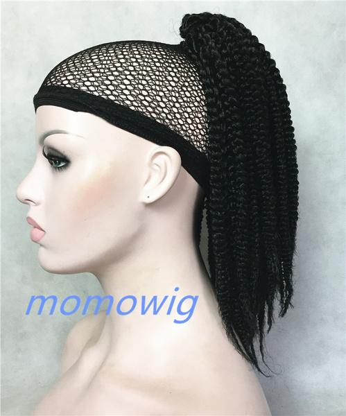 Wish African American Weave Ponytail Hairstyles Black Box Braids