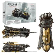 Assassin/'s Creed Unity 1:1 Hidden Phantom Blade Gauntlet Cosplay Toys Spielzeug
