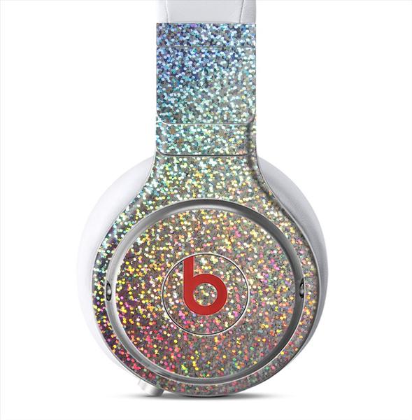 The Colorful Confetti Glitter Sparkle Full-Body Wrap Skin Kit for the Beats  By Dre Pro, Solo, Solo 2, Solo 2 Wireless, Studio and MIXR Headphones