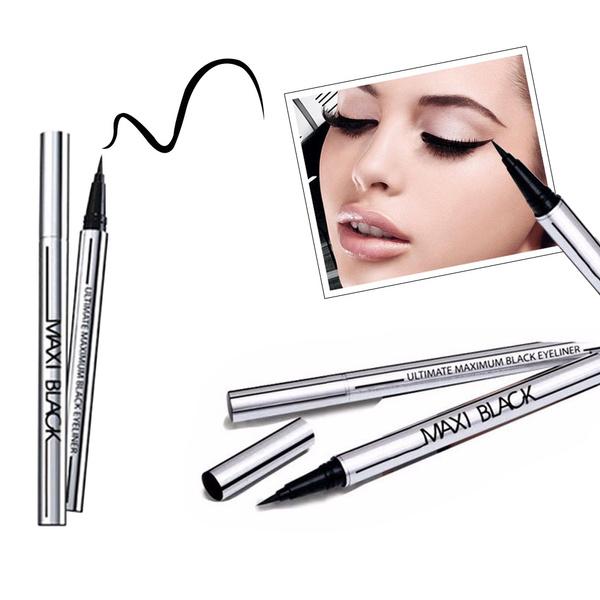 Picture of New Waterproof Eyeliner Pencil Long Lasting Eye Pencil Beauty Cosmetics Eyeliner Pen Makeup Eye Liner Pen Kit