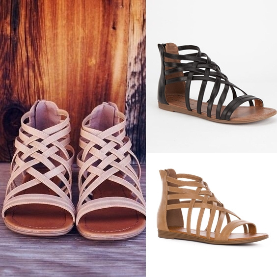 Picture of Sandals Women Bohemian Summer Casual Shoes