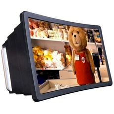 Foldable, screenmagnifier, Mobile, 3dvideo