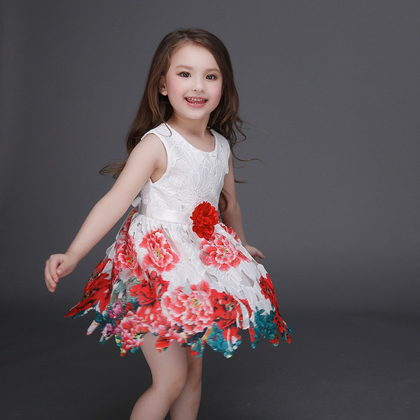 b843f387c8fe1 girls clothes kids dresses for easter summer formal party toddler lace  dress kids easter dresses girls clothes summer 2016 35