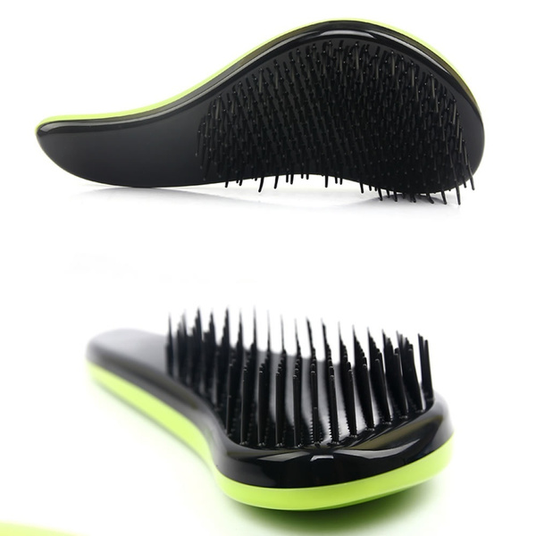 Magic Detangling Handle Tangle Shower Tamer Hair Brush Comb Salon Styling Tool
