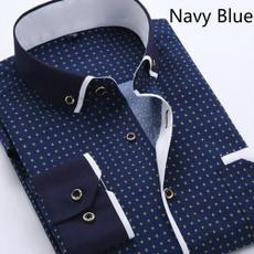 Plus Size, menscasualfashionspecialdesignshirt, Shirt, Sleeve