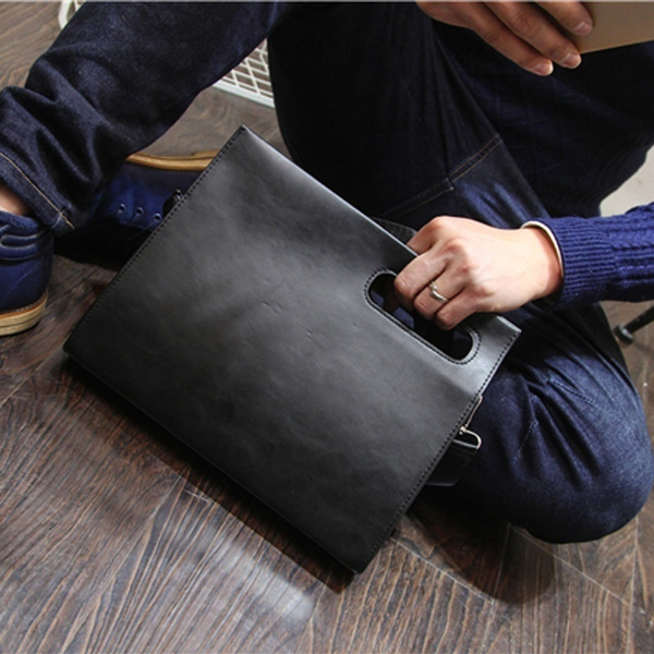 Picture of Newly Arrived Designer Handbags Men's Pu Leather Messenger Bags Men Travel Business Bags Leisure Bags