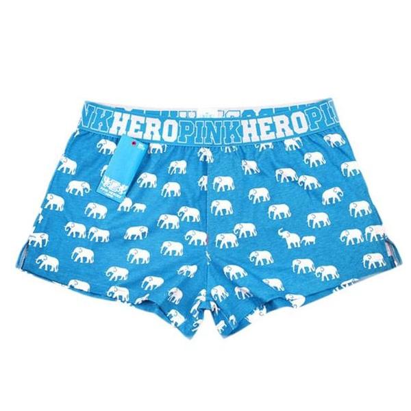 86dd38af8 Pocketshopping 2016 elefante padrão cueca samba-canção Underwear ...