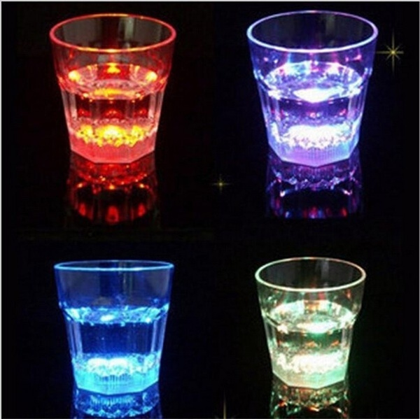 led, Colorful, Cup, birthdaypartydecoration