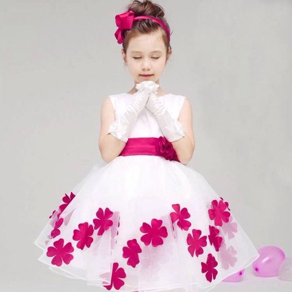 Robe de ceremonie fille wish