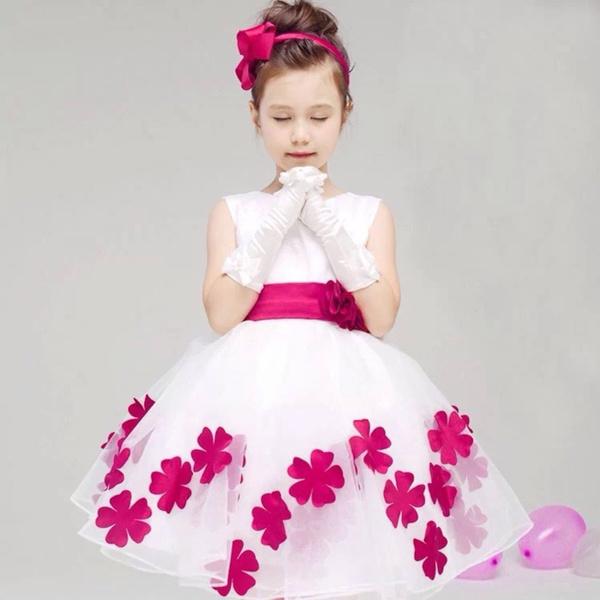 Robe de ceremonie fille wish