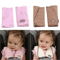 Baby Padded Car Seat Belt Strap Covers Pads Highchair Stroller Pram
