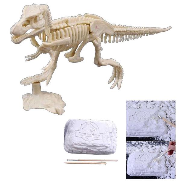 Archaeology & Paleontology Educational DIY Toys Diggin' Up Dinosaur  Excavation Kit T-Rex