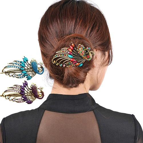 hairdecoration, rhinestonebarrette, hairsticker, party