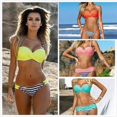 New Women Beach Swimsuits Sexy 2 Pieces Bikini Swimwear