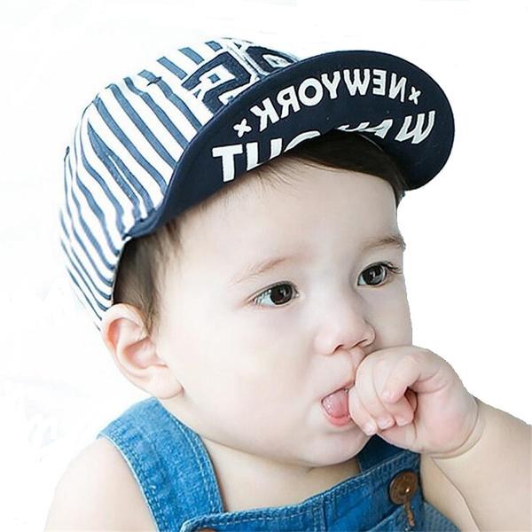 e87e4ada3 Fashion Baby Boys Baseball Cap Sun Hat Kids Baby Caps for Boys Girls Baby  Sun Hat Cotton Children Peaked Caps