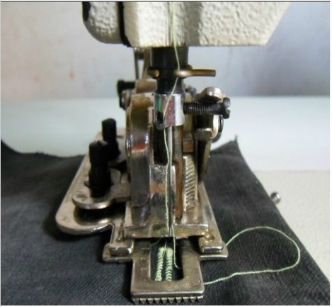 Wish Industrial Sewing Machine Parts Presser Foot YS40 IBA40 Impressive Sewing Machine Buttonhole Attachment