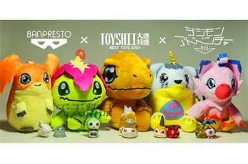 digimon, Plush, brandnewwithtag, doll