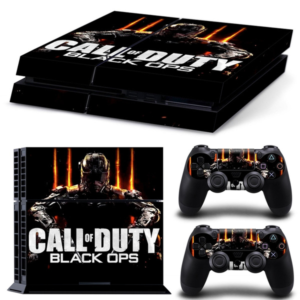 Call Of Duty Black Ops Decal Skin Sticker For Playstation 4 Ps4