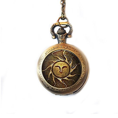 Wish dark souls solaire of astora sun pocket watch necklace dark wish dark souls solaire of astora sun pocket watch necklace dark souls of astora sun watch necklace pendant necklace gift aloadofball Image collections