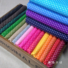 Fabric, diyhandmadepatchworkfabric, dotcottonfabric, patchworkfabric