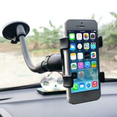 Car Mount Holder 360 degree Car Windshield Mount Cell Phone Holder