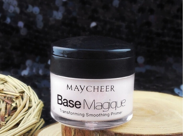 Picture of Magic Smooth Silky Face Skin Makeup Primer Invisible Pore Wrinkle Cover Concealer Use Before Foundation 100 Amazing Effect Size 15 Ml