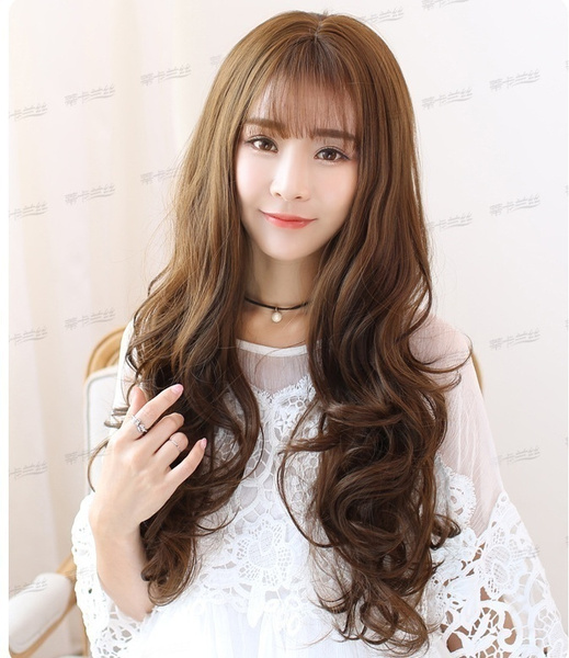 Wish Clip In Hair Extensions Sexy Long Curly Human Hair Extensions