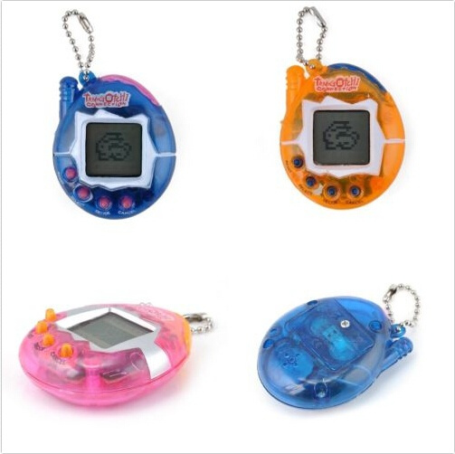 Nostalgic Tamagotchi New 49 Pets in 1 Virtual Cyber Random Pet Toy Tiny Game CHENCHEN