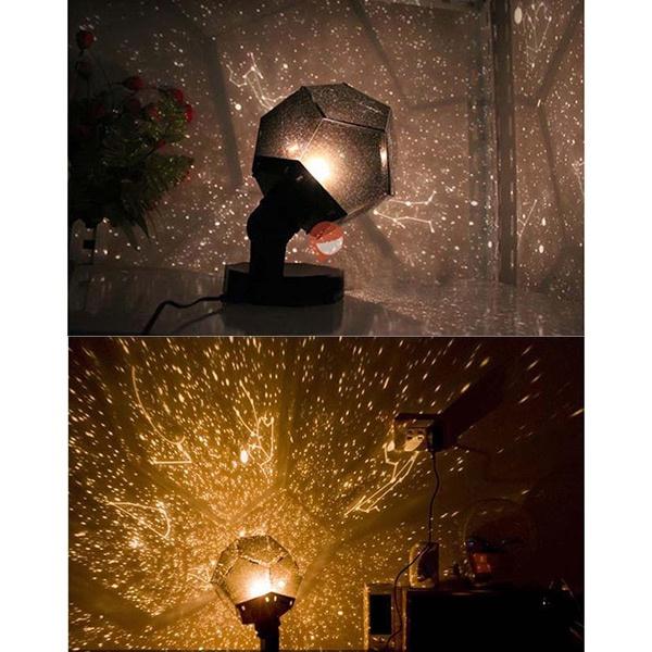 Wish Planetarium Astro Star Laser Projektor Schlafzimmer Nacht