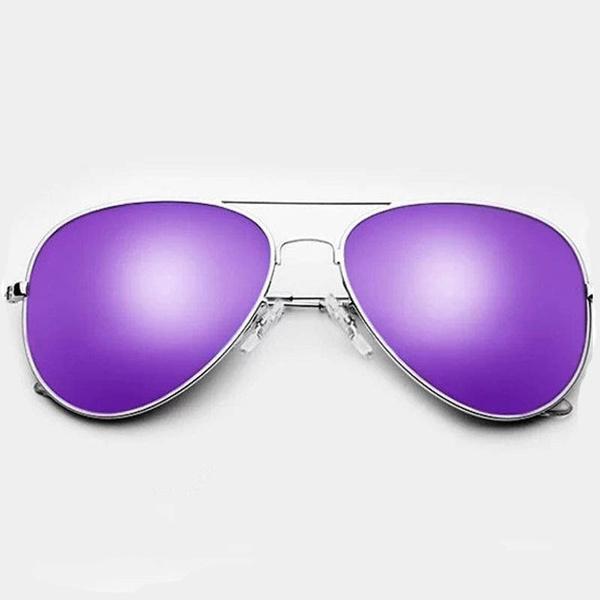 Retro Fashion New Vintage Retro Men Women Round Metal Frame Sunglasses Glasses Unisex Glass Eyewear