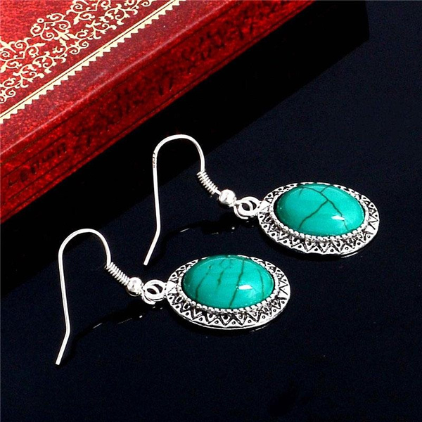 Dangle Earrings Necklace Pendant For Women
