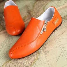 Men's Fashion Casual Shoes Peas Shoes Loafers Driving Shoes