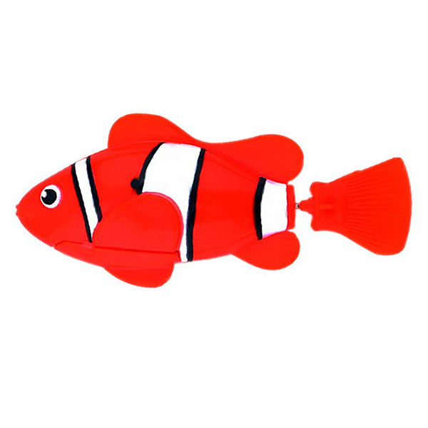 New Swimming Robot Fish Activated in Water Electronic Toy Children Gifts