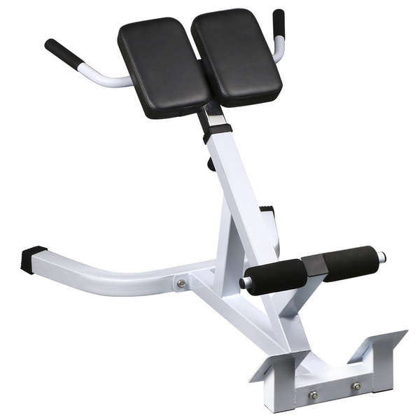 Excellent Extension Hyperextension Back Exercise Ab Bench Gym Abdominal Roman Chair Creativecarmelina Interior Chair Design Creativecarmelinacom