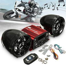 motorcycleaccessorie, stereospeaker, Remote Controls, usb