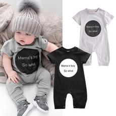 Newborn Infant Baby Girl Boy Bodysuit Romper Jumpsuit Playsuit Outfits Clothes