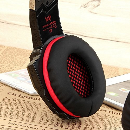 Wish Diza100 Kotion Each G9000 Gaming Headset Headphone 35mm