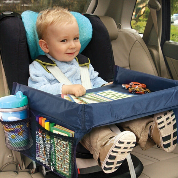 Swell Baby Seat Covers Baby Car Seat Cover Kids Toddlers Car Safety Belt Travel Play Tray Table Harness Buggy Pushchair Snack Gmtry Best Dining Table And Chair Ideas Images Gmtryco